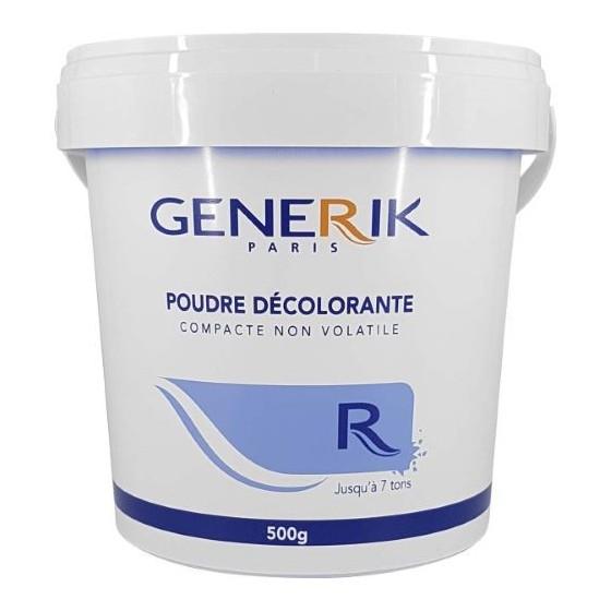 POUDRE DÉCOLORANTE GENERIK...
